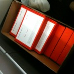 A big box of projects!