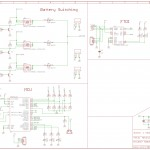 Mecanumbot power board v2 schematic
